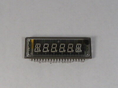 $14.99 • Buy Futaba 6-LT-15 6-Digit Display Module  USED
