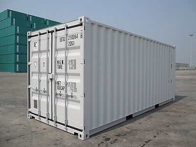 AU7225 • Buy 20FT NEW Build Shipping Container - Ex MELB
