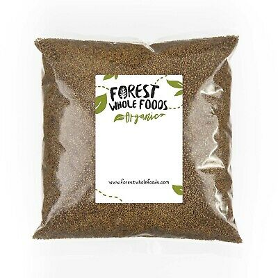 £7.95 • Buy Organic Alfalfa Seeds EU Origin (Great For Sprouting) - Forest Whole Foods