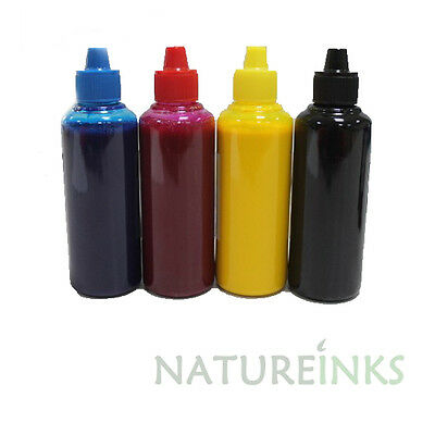 4 100ml Non Genuine Dye Sub Sublimation Refill Ink Colour Set For Ricoh Printer • 21.99£