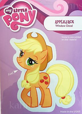 My Little Pony APPLEJACK Car Window Sticker Decal - 5  - Officially Licensed • 5.68£