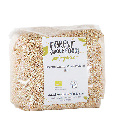 AU16.88 • Buy Organic White Quinoa - Forest Whole Foods