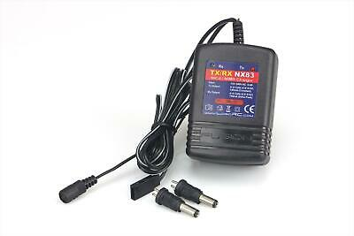 Fusion NX83 Transmitter And Receiver Battery Charger Futaba Spektrum - O-FS-NX83 • 12.87£
