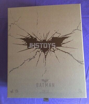 $ CDN896.07 • Buy Hot Toys 1/6 The Dark Knight Rises TDKR Batman Bruce Wayne Christian DX12