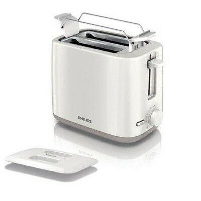 £72.60 • Buy Philips HD-2596 Toaster Daily Collection Burn Control: 7 800W  200-240V HD2596