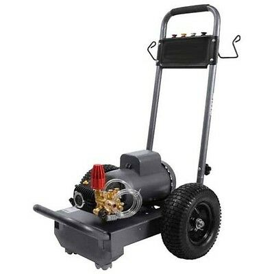£1723.39 • Buy PRESSURE WASHER - Electric - Commercial - 5 Hp - 230/460V - 2,000 PSI - 3.5 GPM