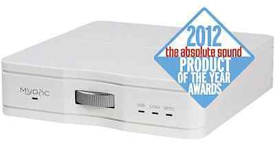 WHITE Micromega MyDAC USB 24bit/192kHz Digital Analogue Converter BNIB London N8 • 274.99£