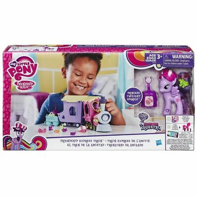 £34.39 • Buy My Little Pony Explore Equestria Friendship Express Train With Twilight Sparkle