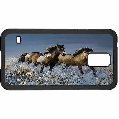 Running Horse Hard Case Cover For Samsung New • 6.49AU