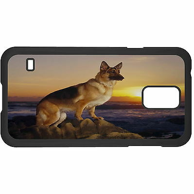 Majestic German Shepherd Hard Case Cover For Samsung New • 6.49AU