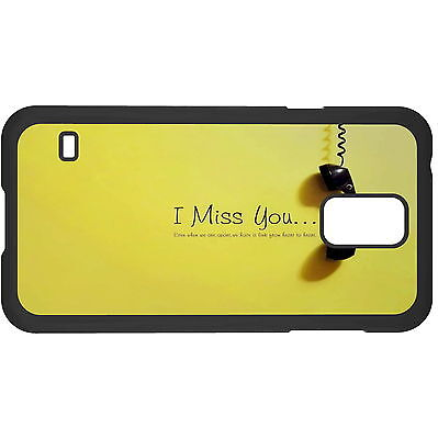 Telephone Hard Case Cover For Samsung New • 6.49AU