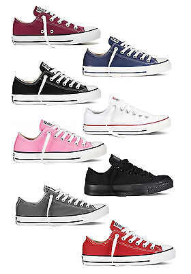 £39 • Buy Converse Ct All Star Ox - Unisex Adults Sneakers - Various Colours -brand New -