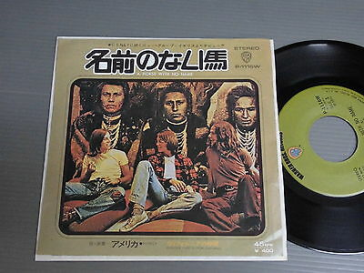 £7.23 • Buy AMERICA Japan 7 /45, A HORSE WITH NO NAME