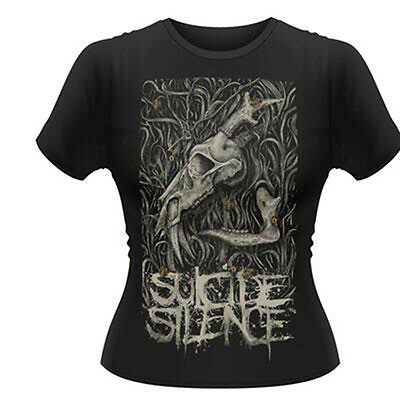 £13.08 • Buy Suicide Silence Death Tales T-Shirt Unisex Size Taille XL PHM