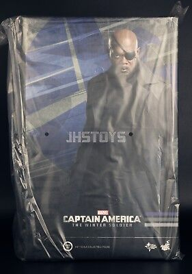 $ CDN497.16 • Buy Hot Toys 1/6 Captain America The Winter Soldier Nick Fury MMS315