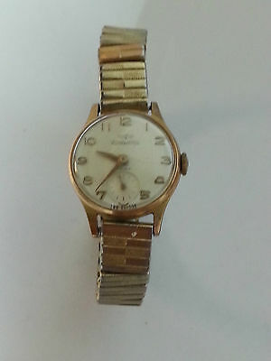 $ CDN75 • Buy Vilor Watch Vintage Ladies Watch - 17 Rubies - For Parts Or Repair