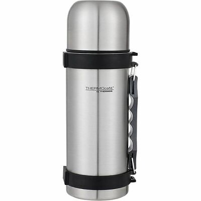 AU34.95 • Buy 100% Genuine! THERMOS Dura-Vac Stainless Steel 1.0L Vacuum Insulated Drink Flask