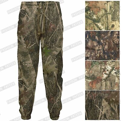 £18.19 • Buy New Mens Jungle Print Trousers Camouflage Jogging Combat Bottoms Gym Sweat Pants