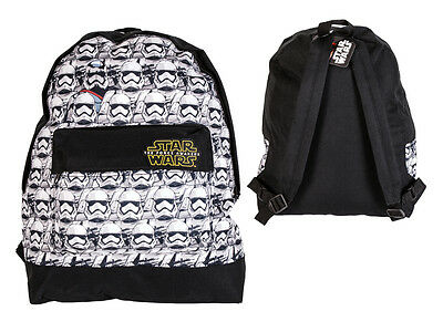 £15.99 • Buy Star Wars The Force Awakens Kids Backpack/messenger/trolly And Fashion Bags