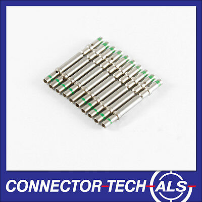 AU17.77 • Buy 10 Pairs Deutsch DT No.16 14AWG Contacts Male Female Automotive #16-2.0MMx10