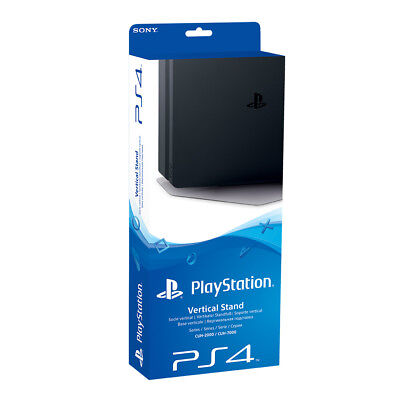 AU35.95 • Buy PlayStation 4 PS4 Pro & Slim Vertical Stand NEW