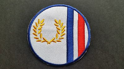 MOD SKA SCOOTER SEW ON / IRON ON PATCH:- PATCH No 1225 NAME TO FOLLOW • 2.95£