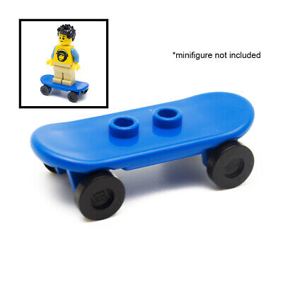 LEGO Blue Skateboard For Minifigure • 3.99£