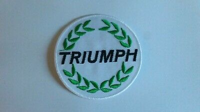 £3.49 • Buy Triumph Cars Patch