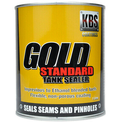 AU91.09 • Buy KBS Gold Standard Tank Sealer 1L - Stop Rust And Corrosion, Automotive