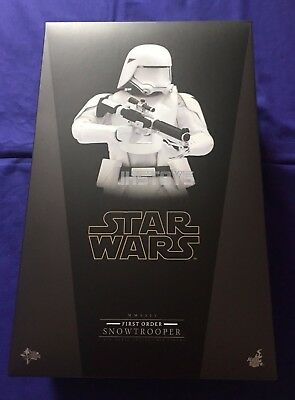$ CDN238.12 • Buy Hot Toys 1/6 Star Wars EP VII The Force Awakens First Order Snowtrooper MMS321