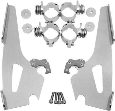 $149.95 • Buy Trigger-Lock Mount Kit For Batwing Fairing And Fats/Slim Windshields MEM8965