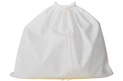 $ CDN6.43 • Buy Dust Bag For Leather Handbags, Shoes, Belts, Gloves, Acc., 10 Sizes, Drawstring