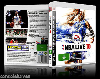 AU9.90 • Buy (PS3) NBA Live 10 / 2010 (G) (Sports: Basketball) Guaranteed, VGC With Booklet