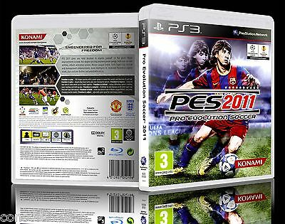 AU9.90 • Buy (PS3) Pro Evolution Soccer 2011 (PES 2K11) (G) (Football) Guaranteed, Tested