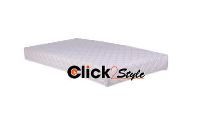 £43.49 • Buy Cot Bed Mattress Breathable Foam Mattress Cot Bed All Sizes Available