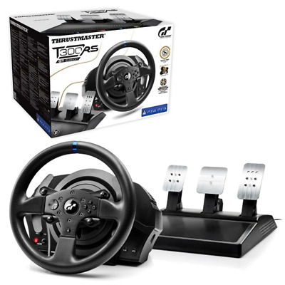 AU630.95 • Buy Thrustmaster T300 RS GT Edition Racing Wheel For PS4 / PS3 & PC NEW