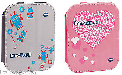 VTech InnoTab(Storio) 3 Folio Case & Stand - All In One + Free Screen Protector • 5.39£