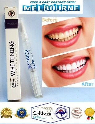 AU11.95 • Buy 18%CP Teeth Whitening Pen Gel Or 2 Silicon Mouth Trays