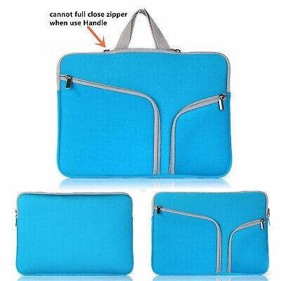 £10.99 • Buy 13  14  15 Laptop Sleeve For Acer Switch Lenovo MIIX 310 HP Pavilion MacBook Air