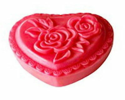 BioFresh ROSE OF BULGARIA Glycerin Soap Luxorious 70g With Natural Rose Oil • 3.02£