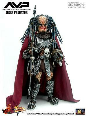 $ CDN463.07 • Buy New Hot Toys 1/6 Alien Vs Predator AVP Elder Predator MMS16 Japan