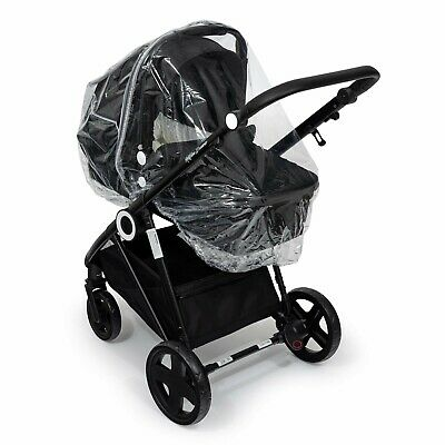 £10.99 • Buy Raincover Compatible With Mamas And Papas Sola Luna Urbo Carrycot Ventilated