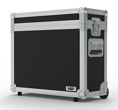 Apple IMac 21.5  LITE Flight Case With Pull Out Handle & Wheels • 260£