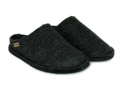 Haflinger - Flair Soft Graphite Slippers Unisex • 41.61£