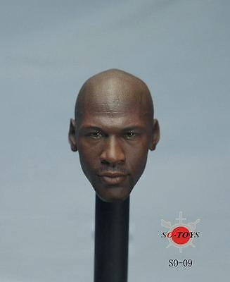 $29.99 • Buy Custom 1/6 Scale Michal Jordan No.45 Head Sculpt For Enterbay Body