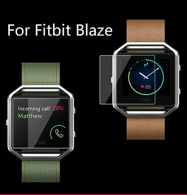 $ CDN3.79 • Buy GenuineTempered Glass Screen Protector Film For Fitbit Surge/Fitbit Blaze Watch