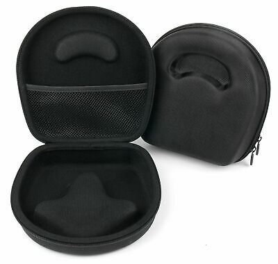 Black Hard Headphone Case For The Sony MDR-ZX770BNB Headphones • 14.99£