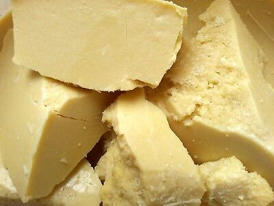 Cocoa Butter 100% Pure Natural Prime Cacao Fat! Raw High Quality 25g To 2kg • 5.39£