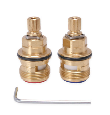 Replacement Valves Cartridge Set Carron Phoenix Savona Tap • 27£