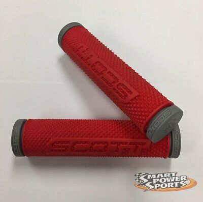 MOOSE RACING STEALTH GRIP ATV THUMB THROTTLE ORANGE